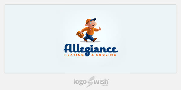 Allegiance Heating and Cooling by Jeffrey Devey