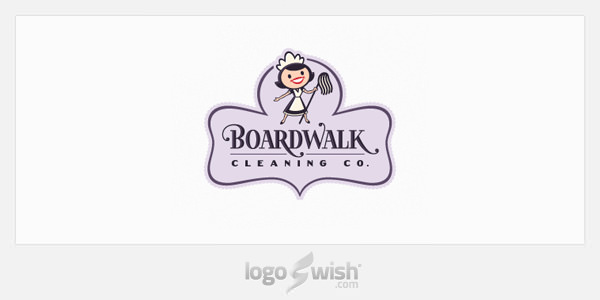 Boardwalk Cleaning Co. by Jeffrey Devey