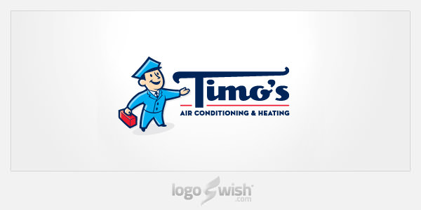 Timo's Heating and Air Conditioning by Jeffrey Devey