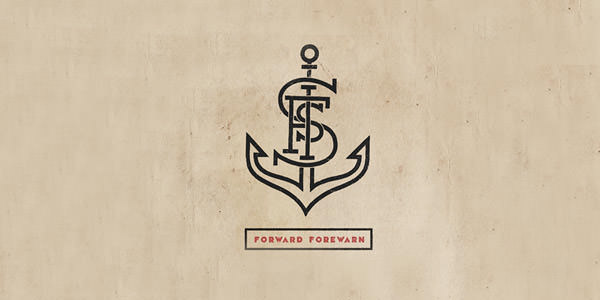 25 anchor logo design examples for inspiration anchor thecheapjerseys Images